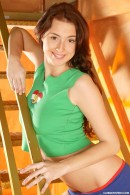 Silvie A in Brunettes 037 gallery from CLUBSEVENTEEN - #1