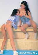 Jenny B & Irma in TFH 115 gallery from CLUBSEVENTEEN - #14