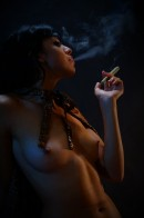 Natalia in Smoking Hot 1 gallery from THELIFEEROTIC by Oliver Nation - #12