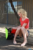 Sammie Daniels in Broadway Actress Pick Up gallery from DRIVERXXX - #3