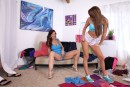 Marina Angel & Syren Demer in My Stepmom Loves College gallery from MOMSTEACHSEX - #8