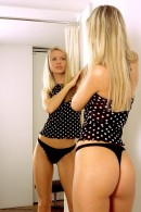 Marketa in Dressing Room gallery from ERROTICA-ARCHIVES by Erro - #9