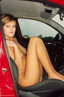 Nastja in Car Quick gallery from ERROTICA-ARCHIVES by Erro - #1