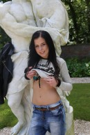 Daniella C in Public Nude Shoot In Holland gallery from CLUBSEVENTEEN - #3