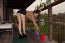 Avri Gaines Drugs Are Fine gallery from ZISHY by Zach Venice - #6