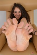 Ziggy Star in footfetish gallery from ATKPETITES - #12