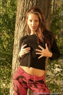 Sandra Shine in Alone On The Trail gallery from MPLSTUDIOS - #16