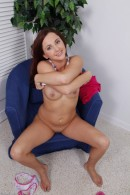 Hope Howell in masturbation gallery from ATKPETITES - #4