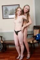 Yulja & Elegiya in hairy lesbians gallery from ATKPETITES - #1