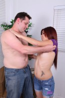Leah Cortez in action gallery from ATKPETITES - #1