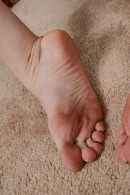 Linda Lay in footfetish gallery from ATKPETITES - #8