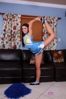 Adriana Chechik in uniforms gallery from ATKPETITES - #1