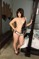 Solange in scary hairy gallery from ATKPETITES - #15