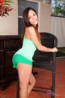 Emily Benjamins in upskirts and panties gallery from ATKPETITES - #1