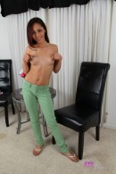 Emily Benjamins in masturbation gallery from ATKPETITES - #9