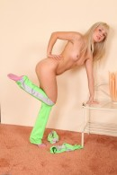 Angie in scary hairy gallery from ATKPETITES - #14