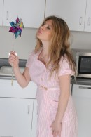 Callie Lavalley in uniforms gallery from ATKPETITES - #1