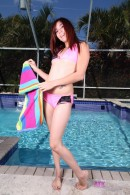 Leah Cortez in nudism gallery from ATKPETITES - #11