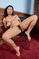 Lucky in mature and hairy gallery from ATKPETITES - #2