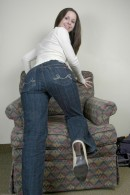 Tori Nelson in upskirts and panties gallery from ATKPETITES - #8