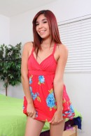 Leah Cortez in upskirts and panties gallery from ATKPETITES - #1