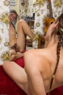Roe in scary hairy gallery from ATKPETITES - #5