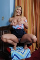Ajay Applegate in upskirts and panties gallery from ATKPETITES - #13