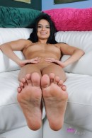 Jasmine Rain in footfetish gallery from ATKPETITES - #2