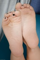 Brandi Belle in footfetish gallery from ATKPETITES - #11