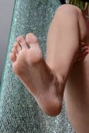 Hope Howell in footfetish gallery from ATKPETITES - #10