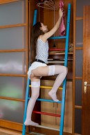 Barbara in young and hairy gallery from ATKPETITES - #9