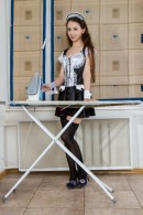 Barbara in young and hairy gallery from ATKPETITES - #8