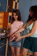 Karolina & Lida in lesbian gallery from ATKPETITES - #1