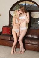 Ela Darling & Odette Delacroix in lesbian gallery from ATKPETITES - #9