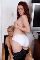 Vallerie White & Lizzie Tucker in lesbian gallery from ATKPETITES - #11