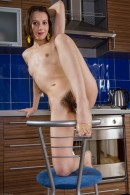 Barbara in young and hairy gallery from ATKPETITES - #5
