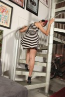 Eris Vespera in exotic and hairy gallery from ATKPETITES - #9
