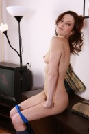 Lizaveta K in scary hairy gallery from ATKPETITES - #2