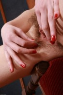 Lizaveta K in scary hairy gallery from ATKPETITES - #7