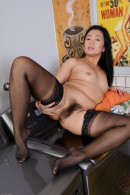 Lucky in mature and hairy gallery from ATKPETITES - #4