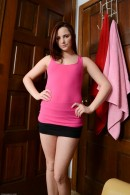 Hope Howell in masturbation gallery from ATKPETITES - #1