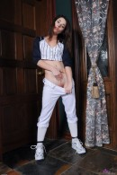 Lacey Channing in uniforms gallery from ATKPETITES - #15