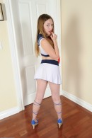 Aurielee Summers in uniforms gallery from ATKPETITES - #8