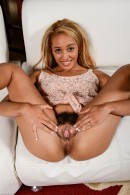 Tinslee Reagan in exotic and hairy gallery from ATKPETITES - #11