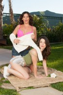 Lacey Channing & Alicia Silver in lesbian gallery from ATKPETITES - #8
