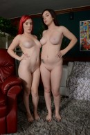 Lady Monroe & Mary Jane Mayhem in lesbian gallery from ATKPETITES - #2