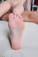 Chloe Foster in footfetish gallery from ATKPETITES - #5