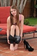 Alice March in nudism gallery from ATKPETITES - #2