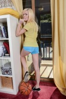 Chloe Foster in uniforms gallery from ATKPETITES - #8