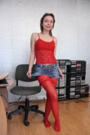 Sabrina in mature and hairy gallery from ATKPETITES - #8